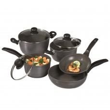 Набор посуды 8 предметов «Серый»