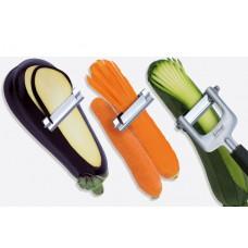 Нож-овощечистка со сменными ножами