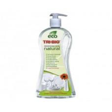 TRI-BIO Натуральная Эко-жидкость для мытья посуды и рук 940мл