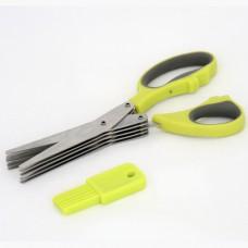 Ножницы Culinario для зелени с 5 лезвиями