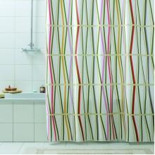 Штора для ванной 180х200 Bambu