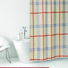 Штора для ванной 180х200 Fabric