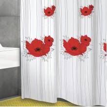 Штора для ванной 180х200 Papavero