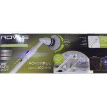 Универсальная электрическая щетка ROVUS «УНИЧТОЖИТЕЛЬ ГРЯЗИ»