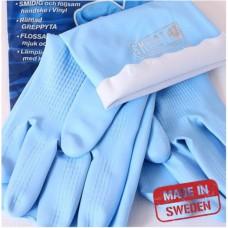 Универсальные виниловые перчатки